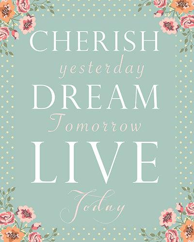 Cherish Yesterday2