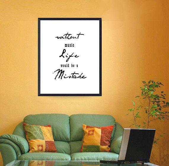 Printable Cherish Yesterday wall art quote | aiwsolutions