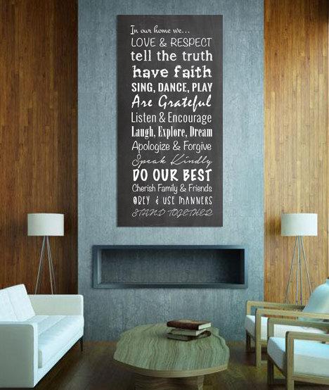 printable family wall art
