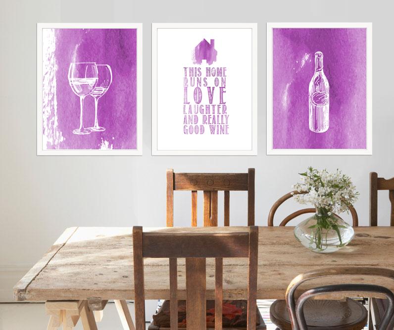 kitchen decor ideas, home decor wall art