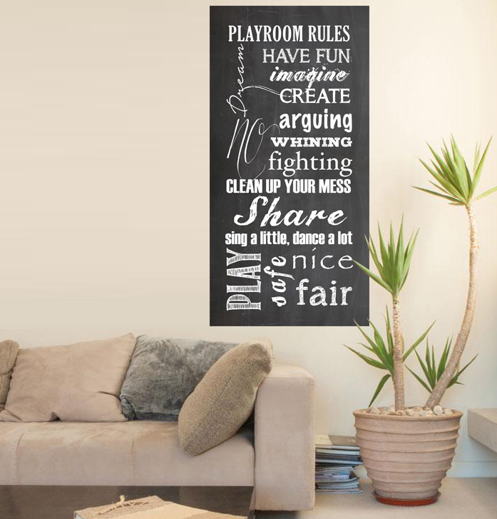 playroom rule
