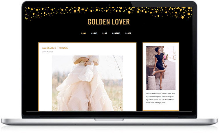 golden_lover wordpress theme