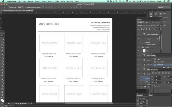 Vertical Line Sheet3