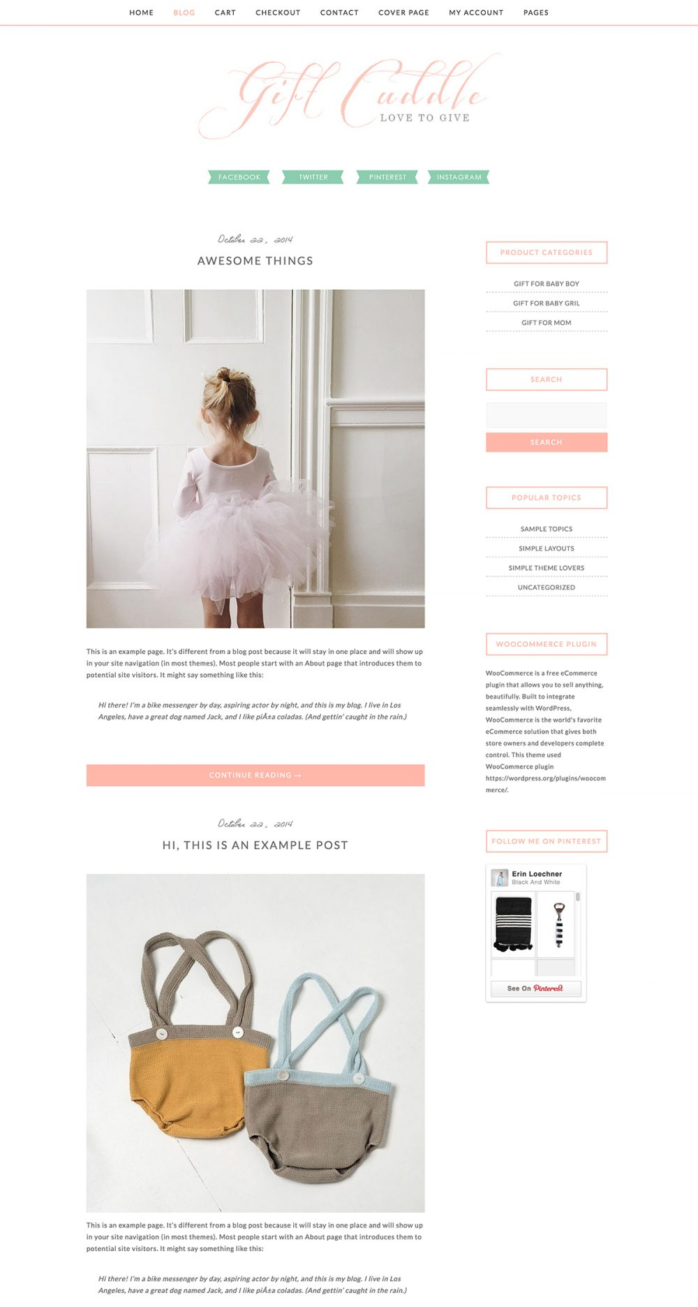 responsive wordpress theme blog template website design creative portfolio wordpress. Black Bedroom Furniture Sets. Home Design Ideas
