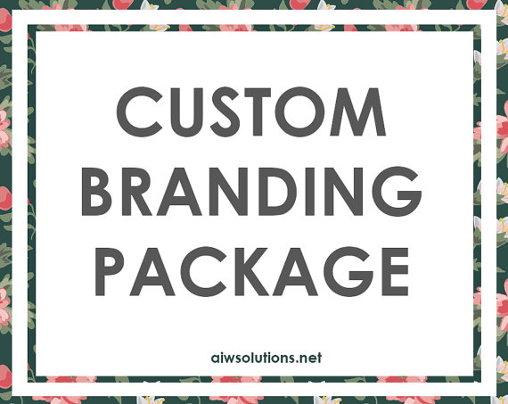 custom branding package