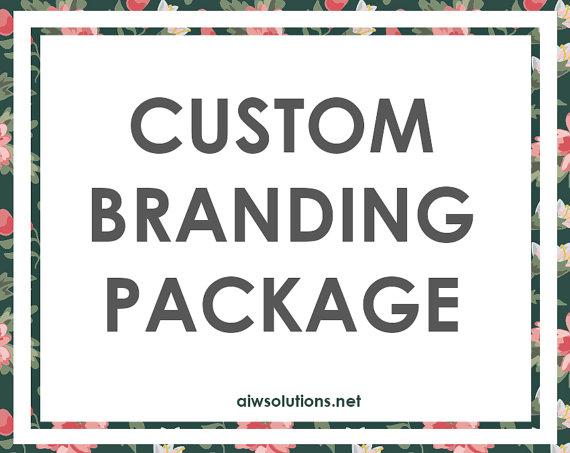 custom branding package