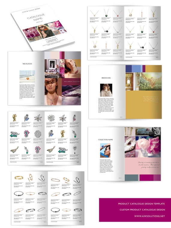 Wholesale catalog template product catalog indesign catalogue home shop templates line sheet product catalog accmission Gallery