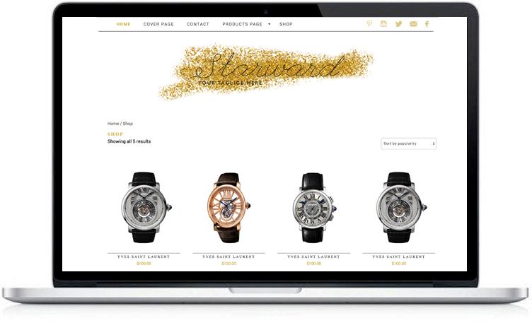 shop-wordpress-template
