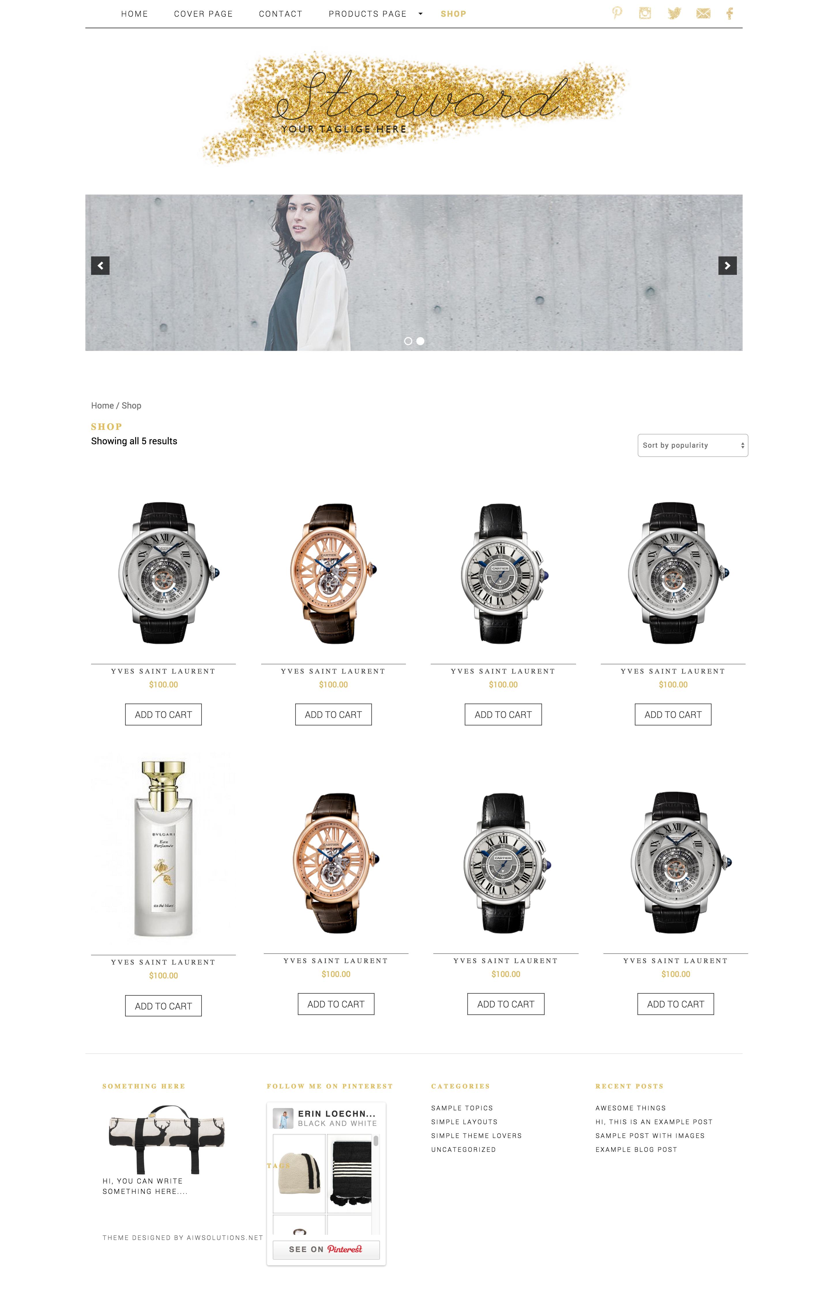 website-wordpress-theme