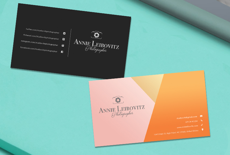 Avery 8374 Magnetic Business Cards 2 x 3 12 White 10