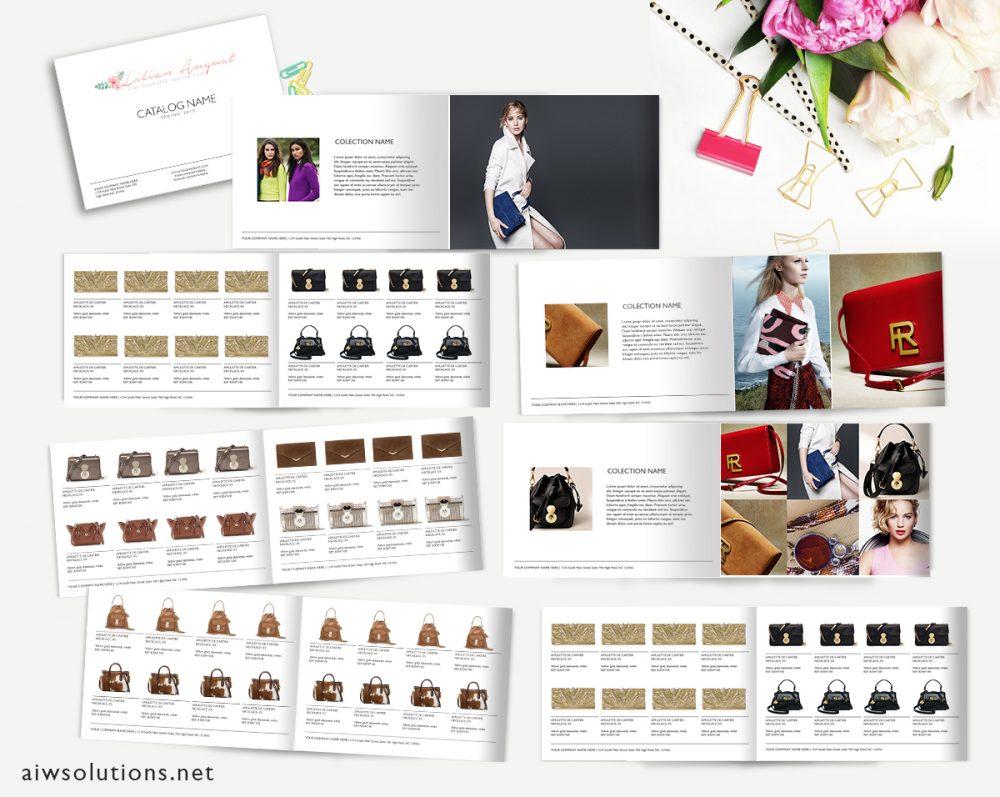 catalog-template