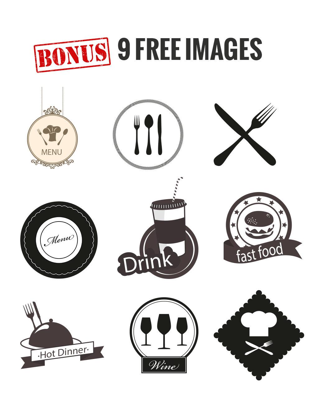 Design & Templates, Menu Templates ,Wedding Menu , Food Menu ,bar menu ,template bar menu ...