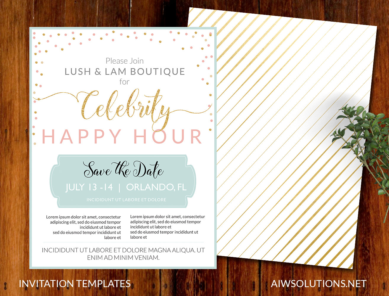 invitations event template save the date template flyer template quick view