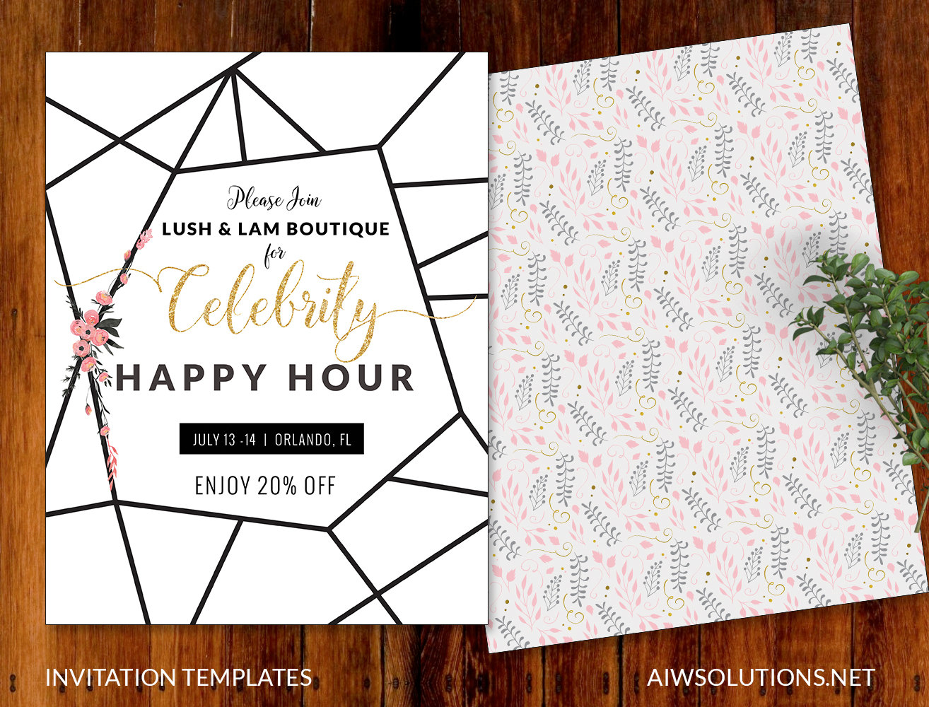 invitations  event template save the date template  flyer