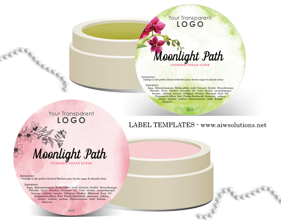 Label Templates – aiwsolutions