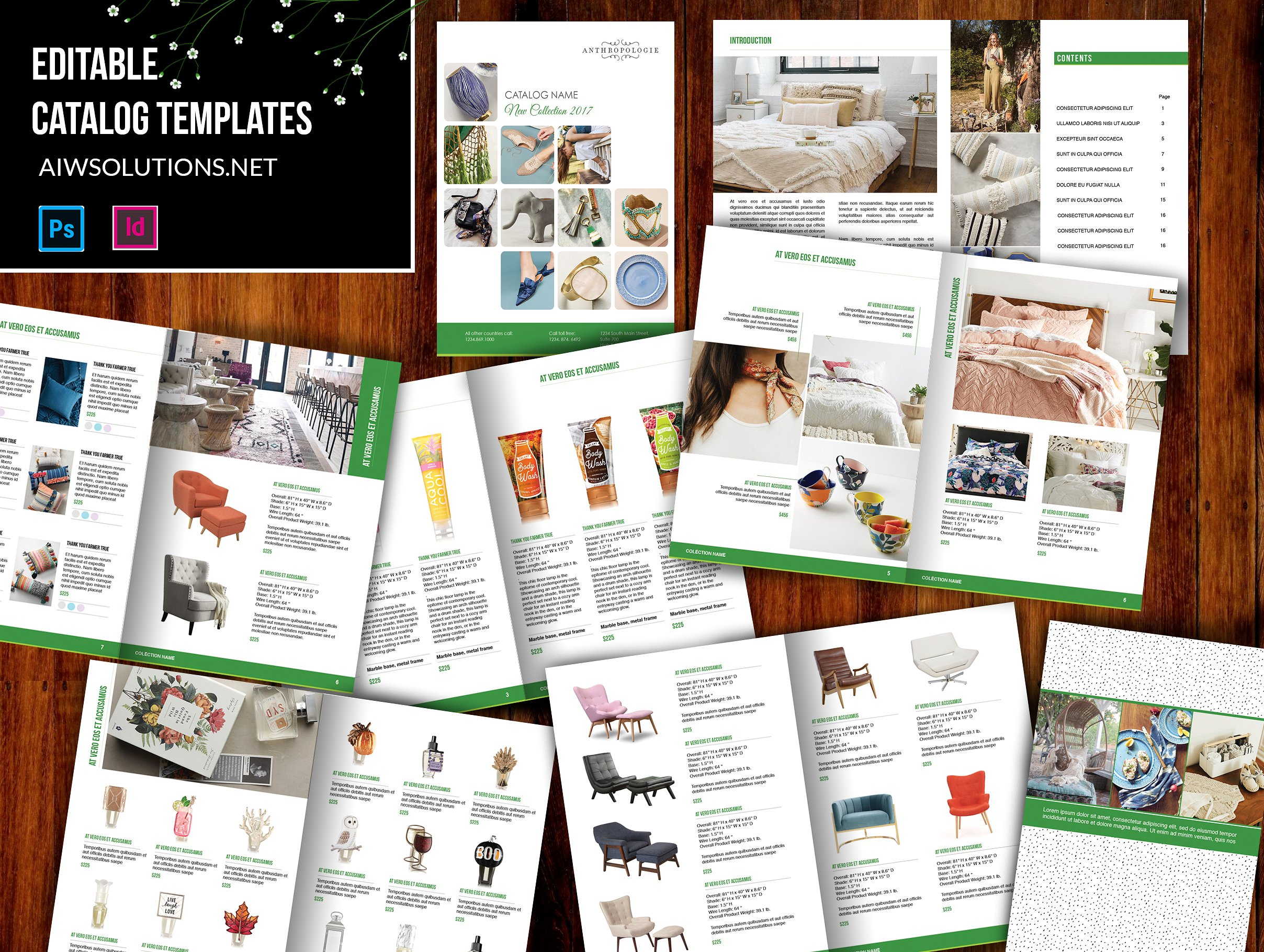 Home Templates Line Sheet Product Catalog