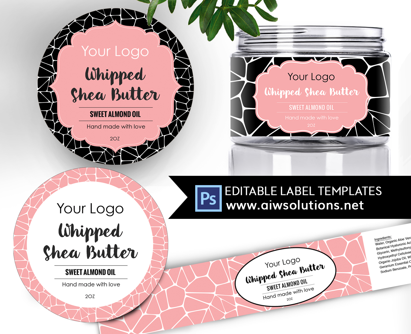 label template id28 aiwsolutions