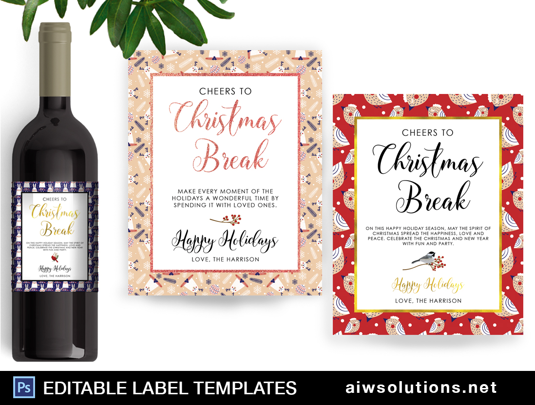 Candle Label Template ID Aiwsolutions - Make your own wine label template