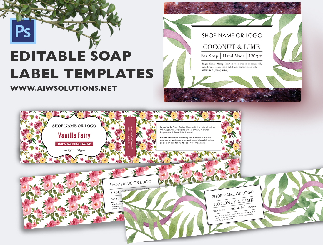 soap label template id48 aiwsolutions