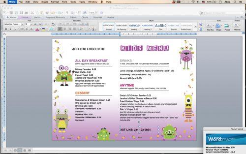 menu-for-kid–kid-menu-template